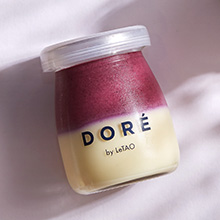 Fromage Pot - Blueberry Mighty - DORÉ by LeTAO